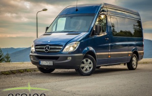 MERCEDES SPRINTER*****NGT – VIP