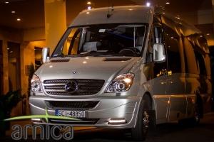 Mercedes Sprinter VIP (19+1)